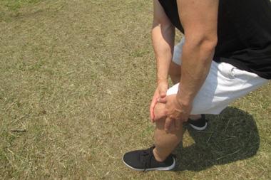 オスグット病の原因、膝が痛む!! 江東区西大島の整骨院