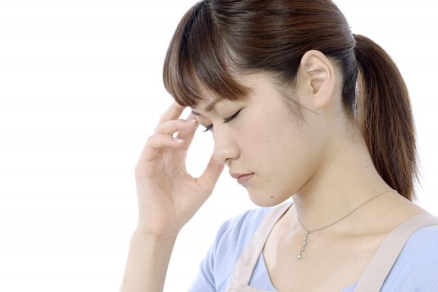 おでこの辺りの頭痛の原因と治す方法。江東区北砂(大島)の整骨院