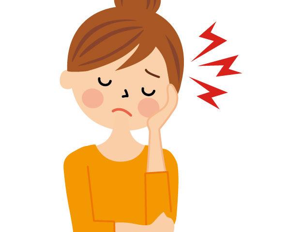 こめかみを押したら一時的に頭痛が取れるが、すぐに再発してしまう。江東区北砂(大島)の整骨院
