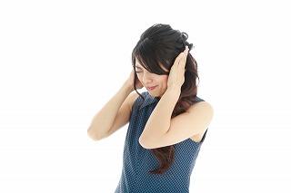 圧迫感のある耳鳴りの原因は?ストレス?江東区北砂(江戸川区小松川)の整骨院