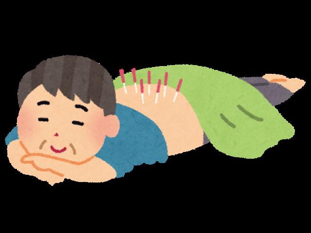 慢性的な腰痛に効果的なつぼとは!?江東区北砂(大島)